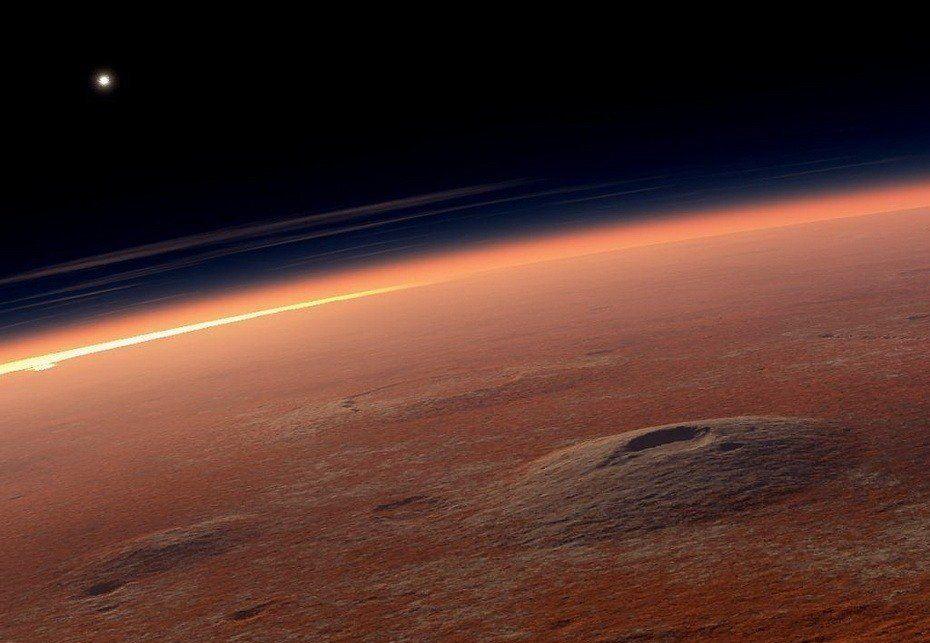 Колонизации Марса препятствует радиационное излучение— Ученые