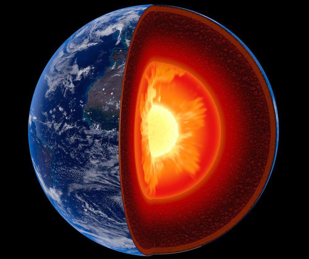 Ученые Смещение ядра приведет к гибели Земли