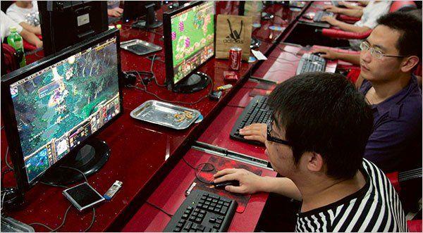 КНР вводит регистрацию вонлайн играх пофактическим именам