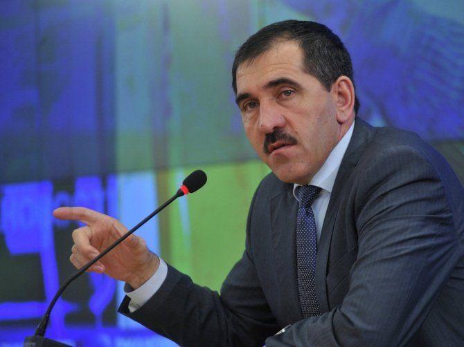 Первого вице-премьера Ингушетии сократили засрыв сроков сдачи перинатального центра