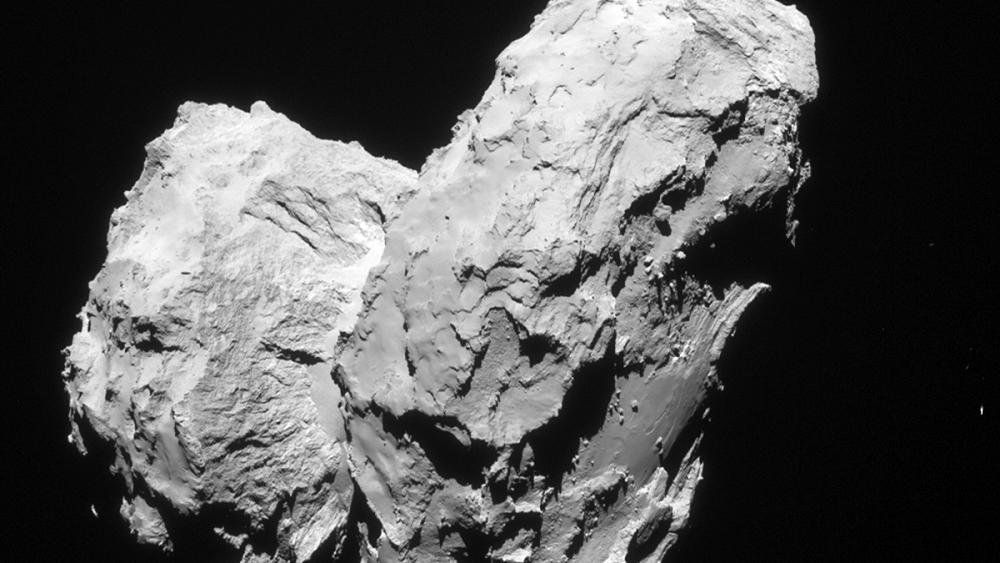 Ученые: Кометы изготовляют кислород