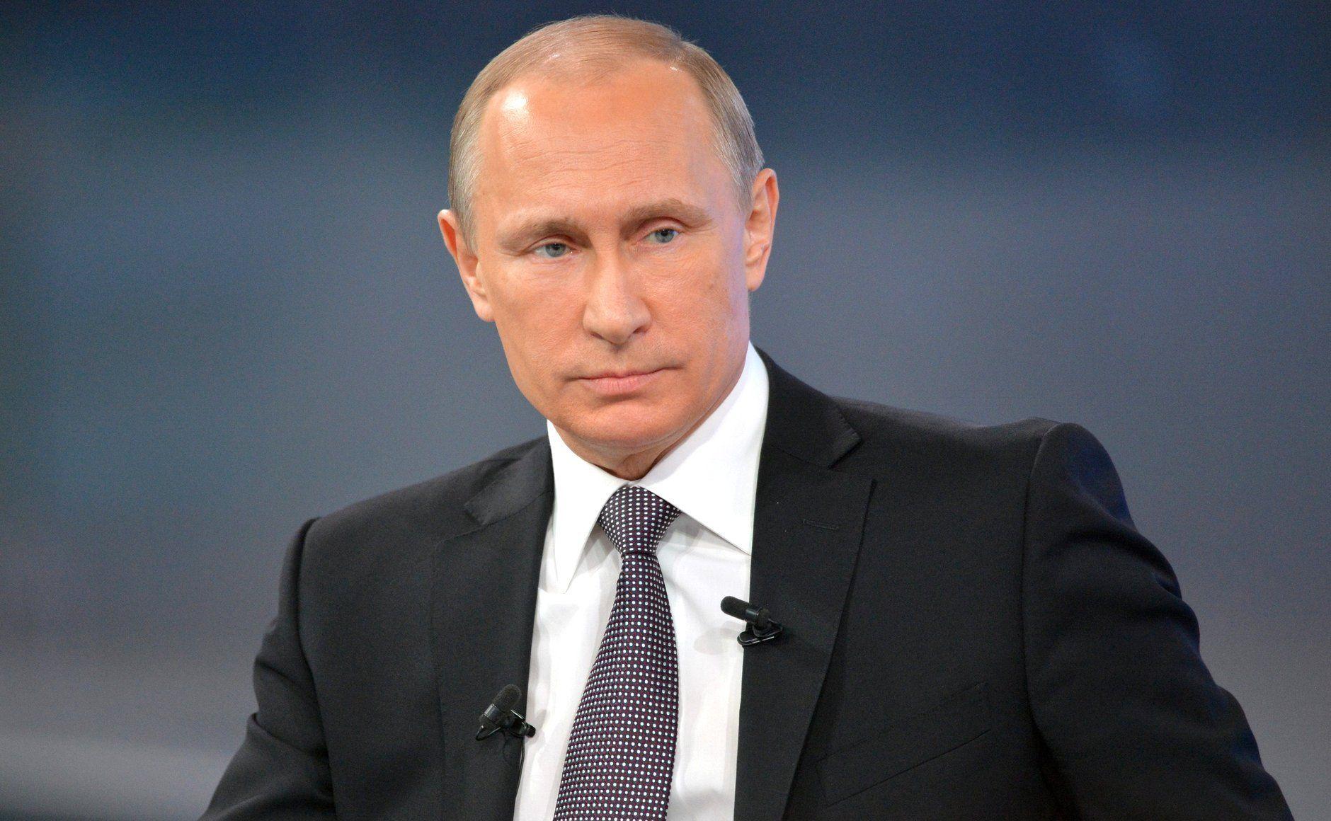 Владимир Путин забил практически половину шайб вворота команды НХЛ