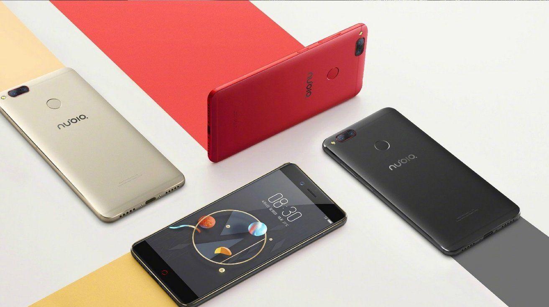 ZTE Nubia Z17 обошел Apple iPhone 7 втесте AnTuTu