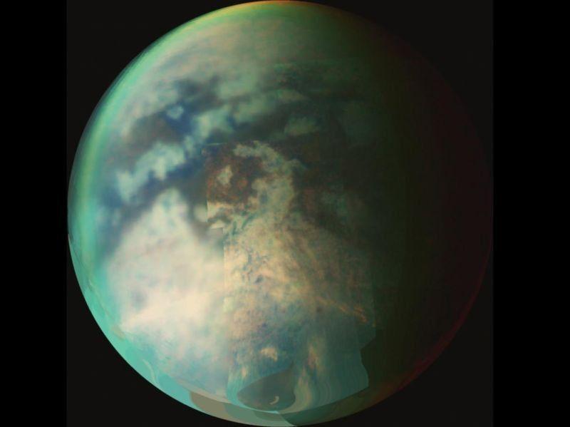 ВNASA призвали как можно скорее начать колонизацию Титана