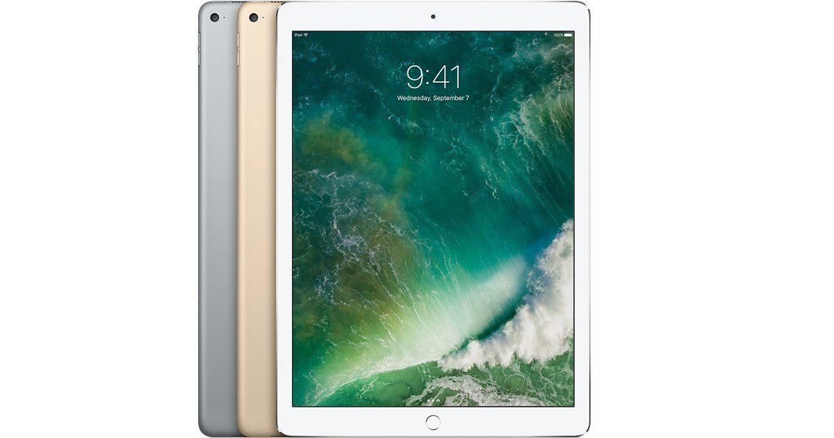 Apple наращивает производство ожидаемого 10,5-дюймового iPad Pro