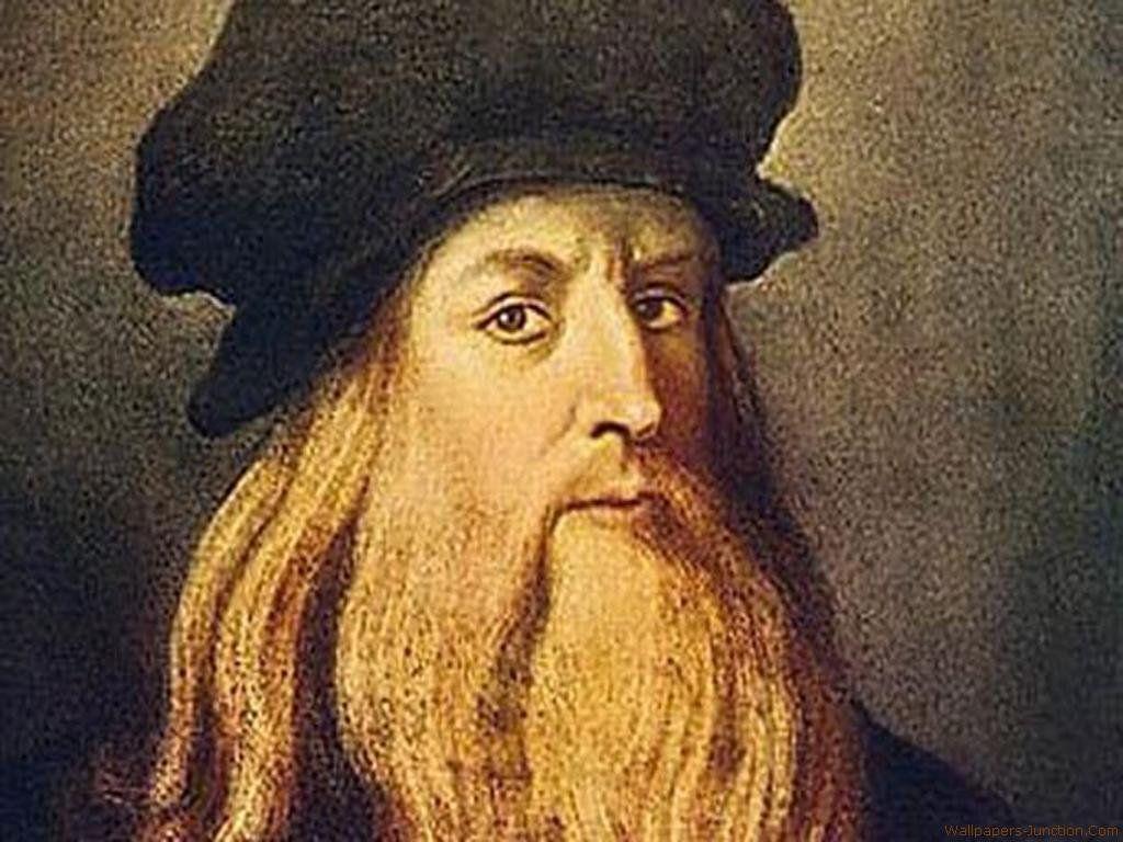 Ученые хотят клонировать Леонардо даВинчи