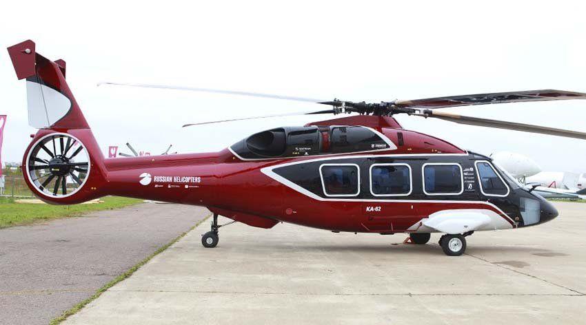 Дмитрий Рогозин выложил всеть видео спервым полетом вертолета Ка-62