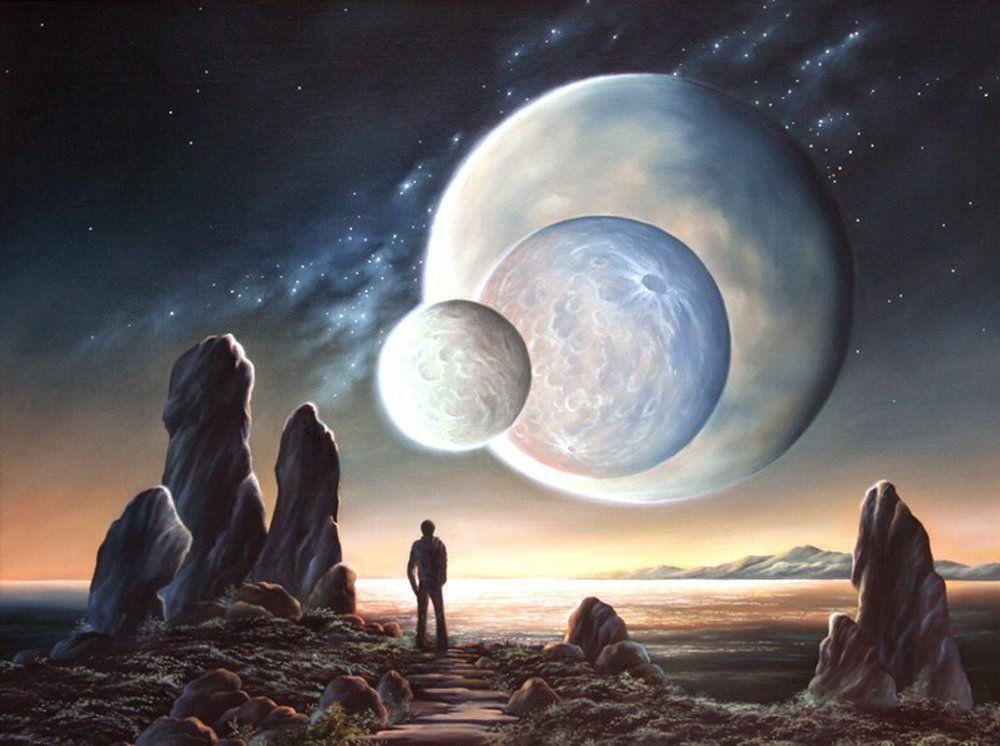 Астрономы: В далёком прошлом у Земли было две Луны