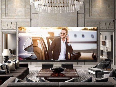 Представлен 262-дюймовый телевизор заполмиллиона долларов