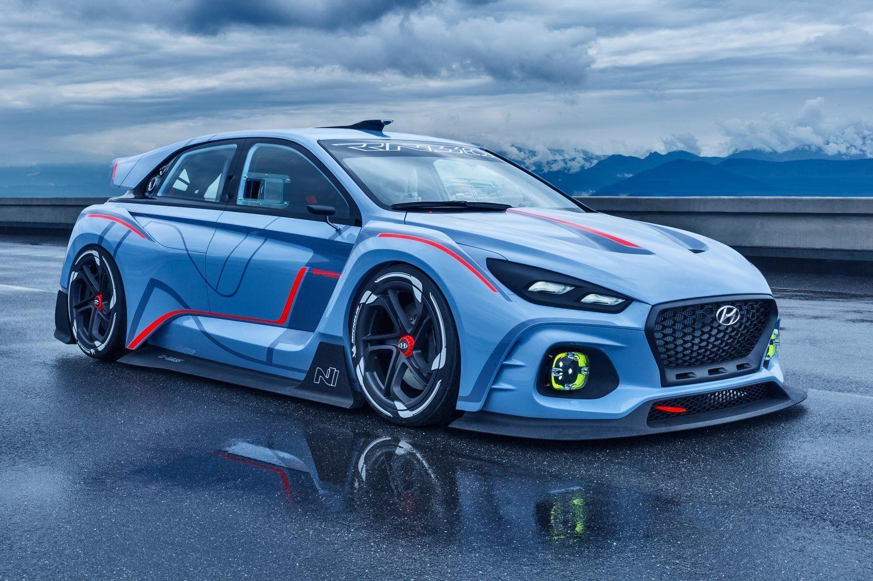 Хендай готовится выпустить новый неповторимый спорткар набазе Veloster