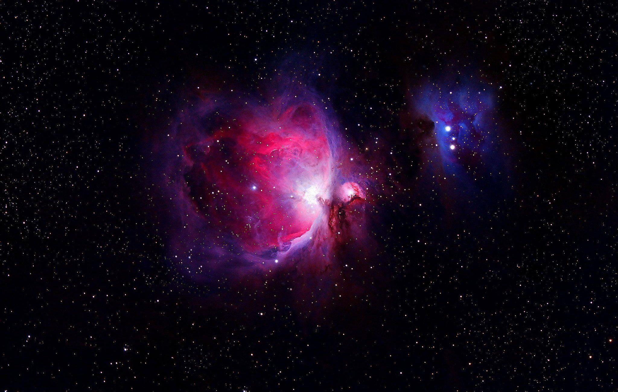 Учёные изучили «внутренности» туманности Ориона
