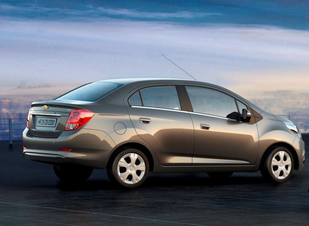 Chevrolet Beat запущен впроизводство