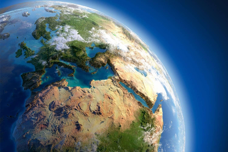 Топ-5 необычных водоёмов нашей планеты