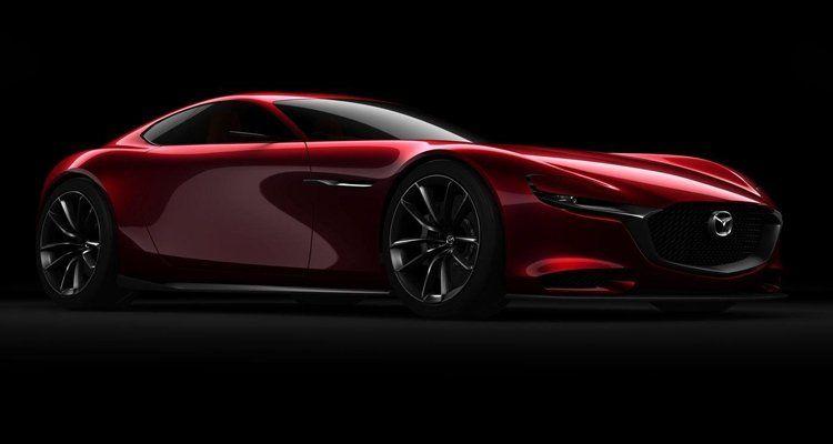 Абсолютно новый Мазда RX-9 представят на автомобильном салоне вТокио