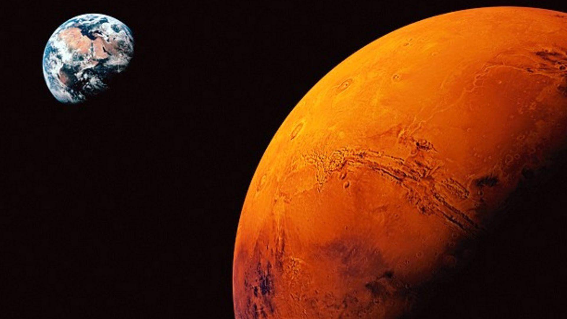 Базз Олдрин: Первые космические поселения наМарсе могут появиться к 2040г.