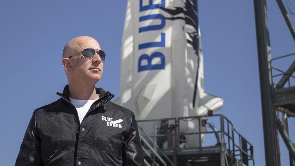 Дрон снял навидео фабрику США попроизводству тяжелых ракет