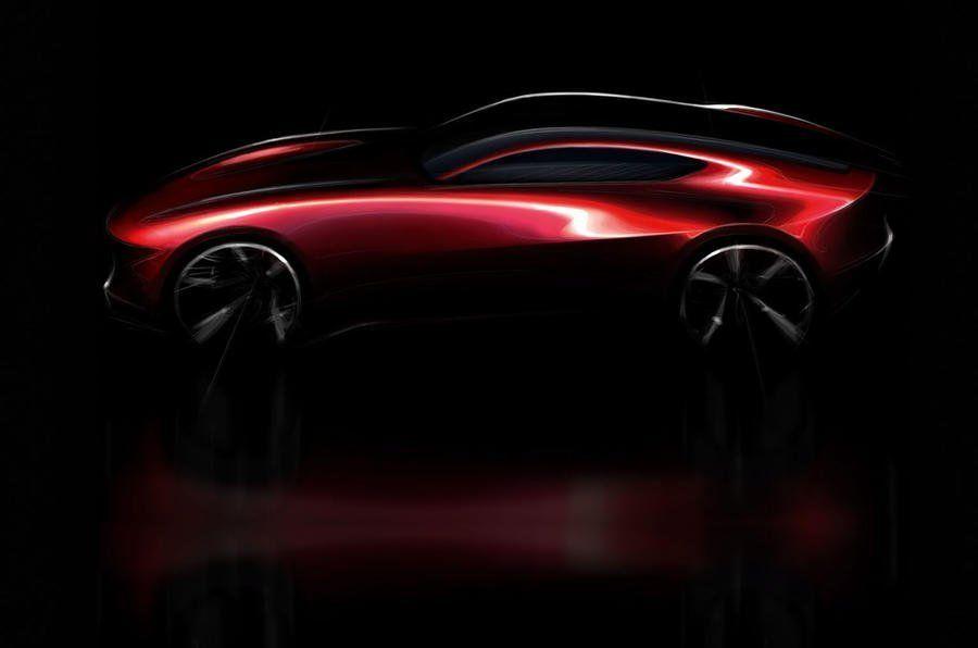 Спорткар Mazda RX-9 представлен наофициальных рендере иэскизе
