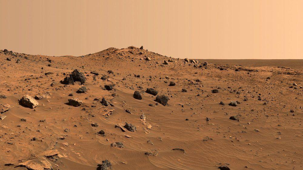 Вслед за Луной: в Китае создадут симулятор колонии на Марсе