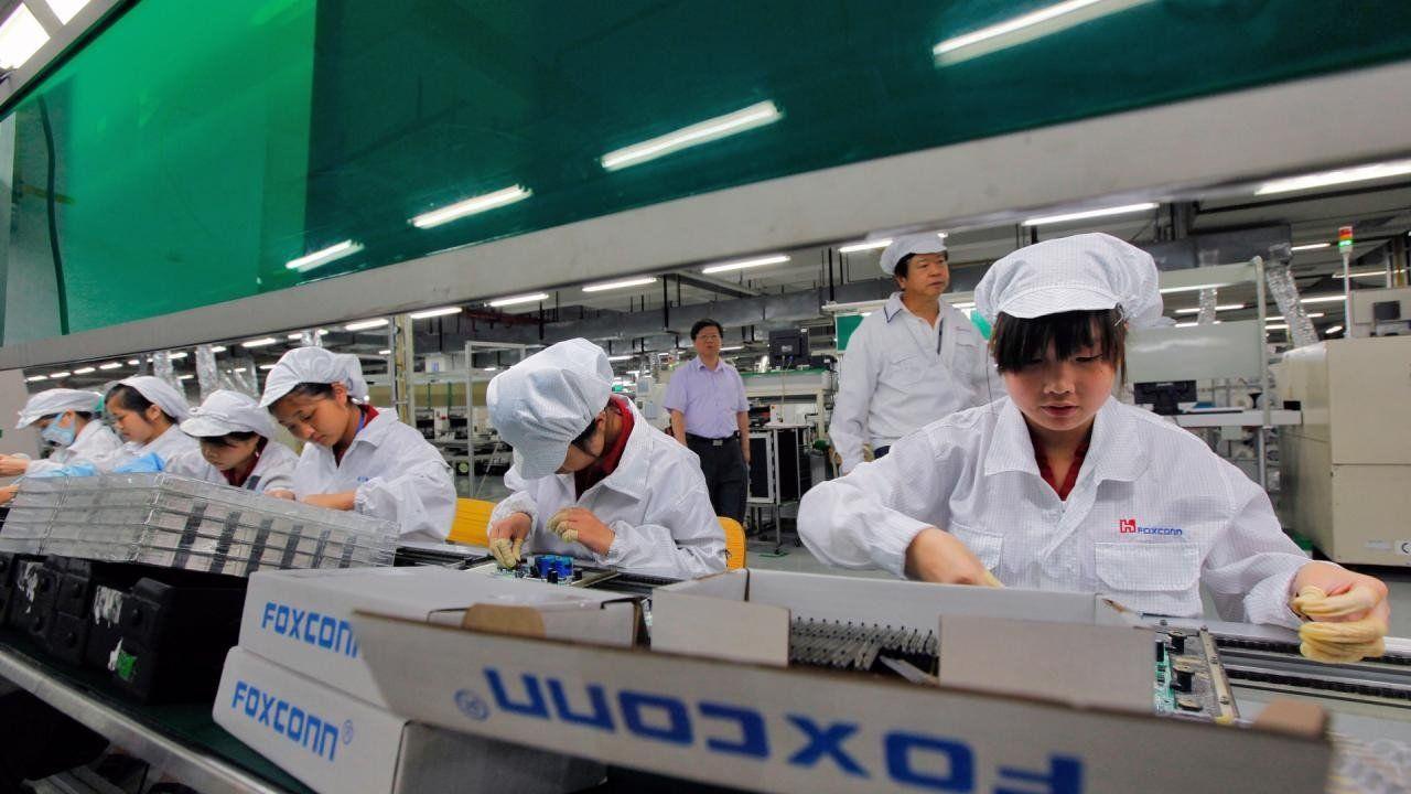 В США стартует строительство завода Foxconn