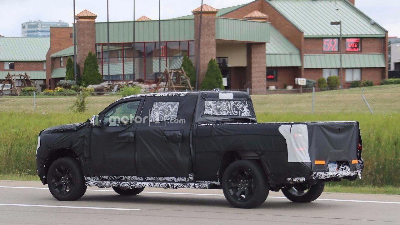 Новый Dodge Ram будет гибридом