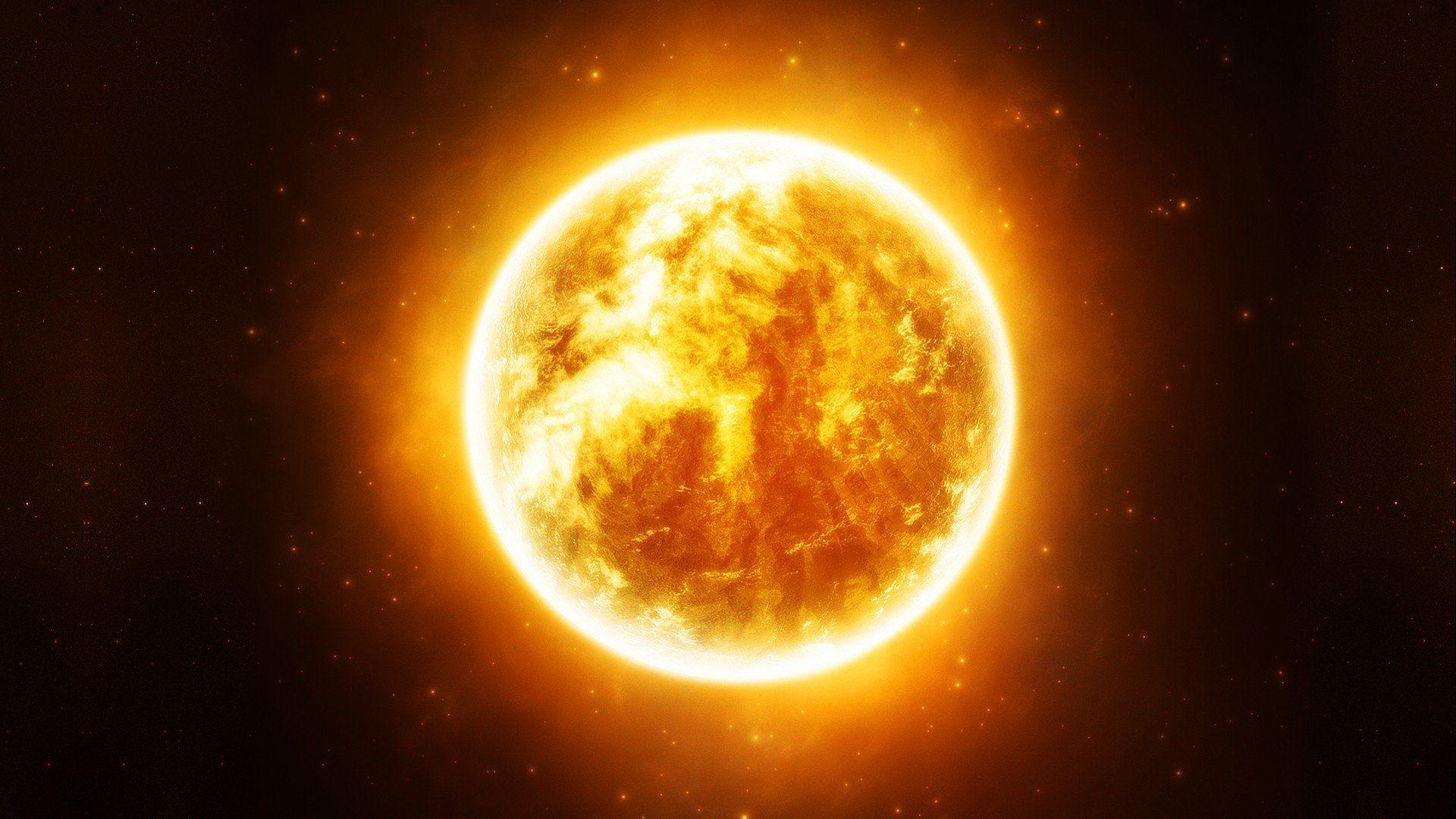 Что скрывает Солнце?