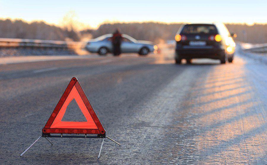 Три человека пострадали врезультате дорожного происшествия наМКАД врайоне улицы Капотня