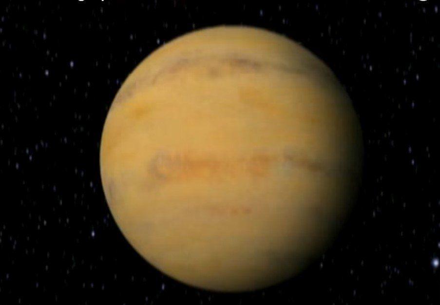 Надревней Венере мог жить океан