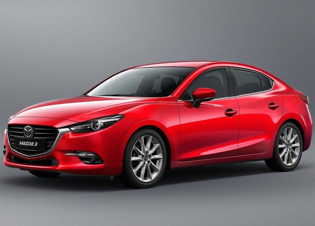 Новое поколение Mazda3 увеличит эффективность мотора 30%