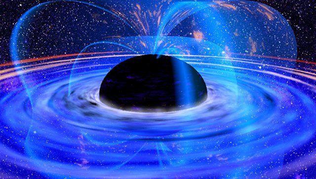 Источником «сигнала пришельцев» могут быть взрывы темных дыр— Ученые