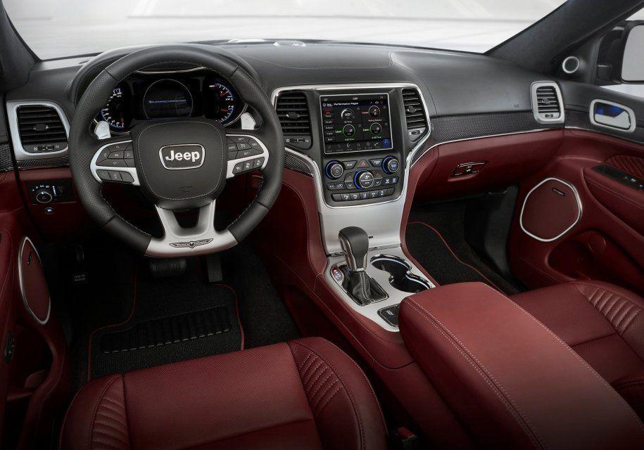Озвучена стоимость самого мощного джипа Jeep