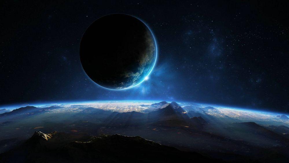 Древняя Луна оказалась похожей на Землю