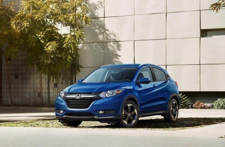 Стартовали продажи Хонда HR-V 2018