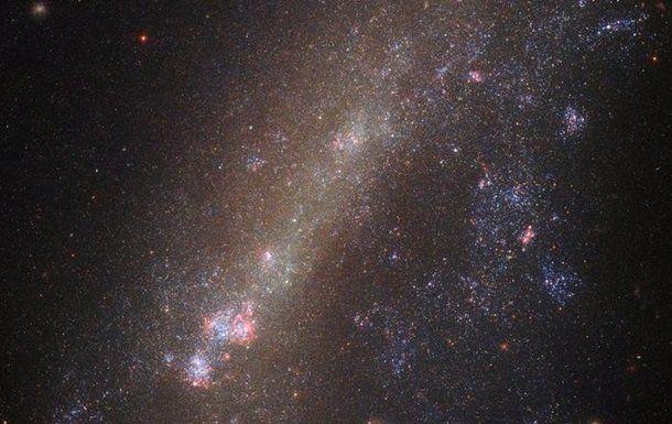 NASA показало, кчему приведет встреча 2-х галактик