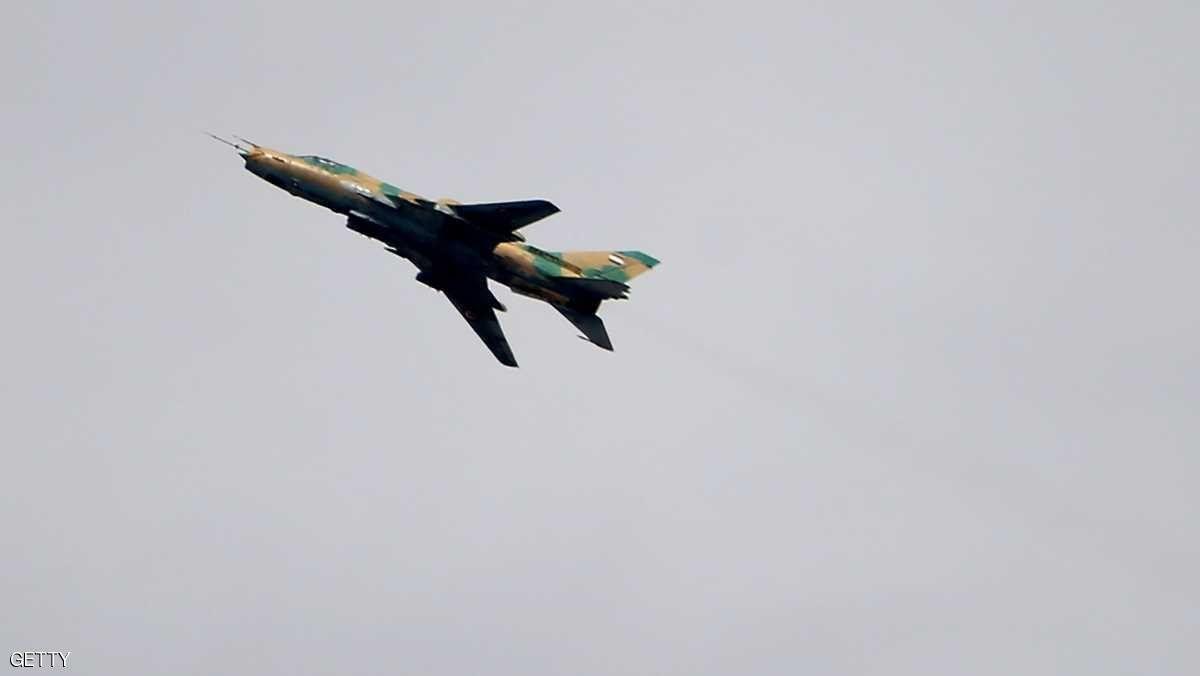 ВСирии сбили истребитель ВВС республики