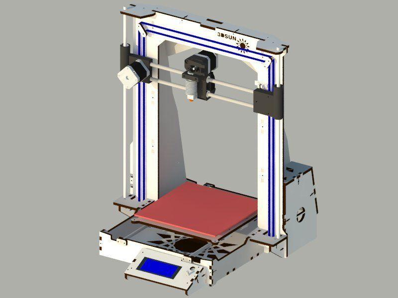 Ученые успешно протестировали 3D принтер в условиях космоса