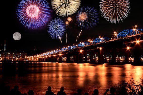 Фестиваль фейерверков в российской столице  будет виден вкосмосе