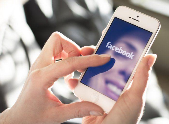 Фейсбук обновил дизайн мобильного приложения