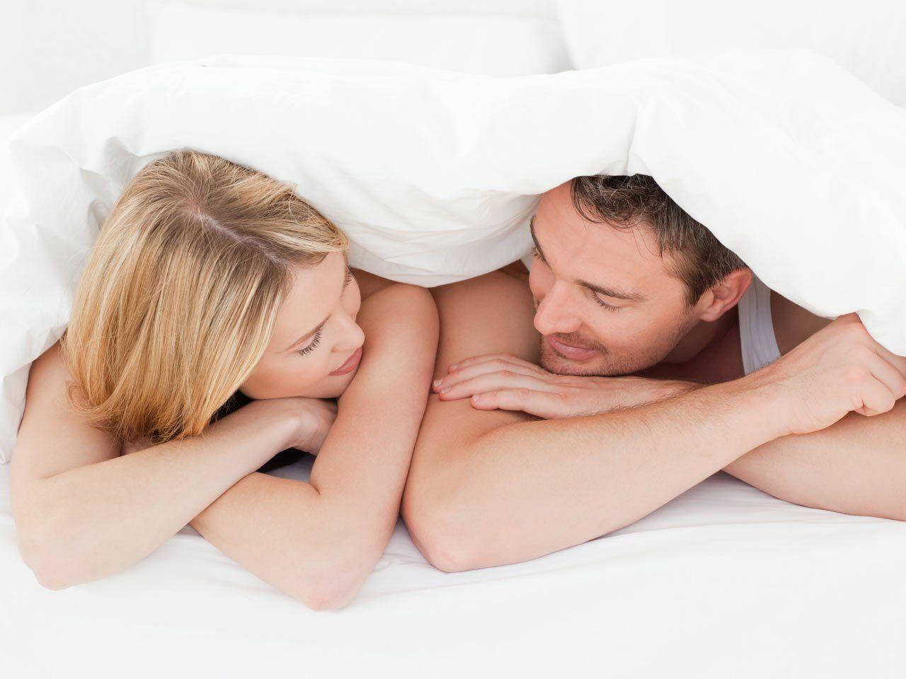 Красивый секс с двумя парнями / Групповой секс