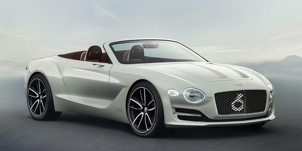 Бентли выпустит производственную версию концепта EXP12 Speed 6e