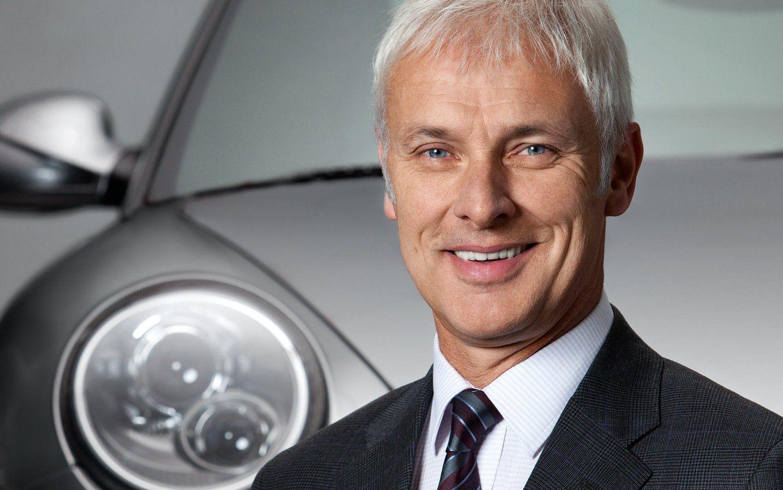 Удизельных авто есть будущее— руководитель Фольксваген