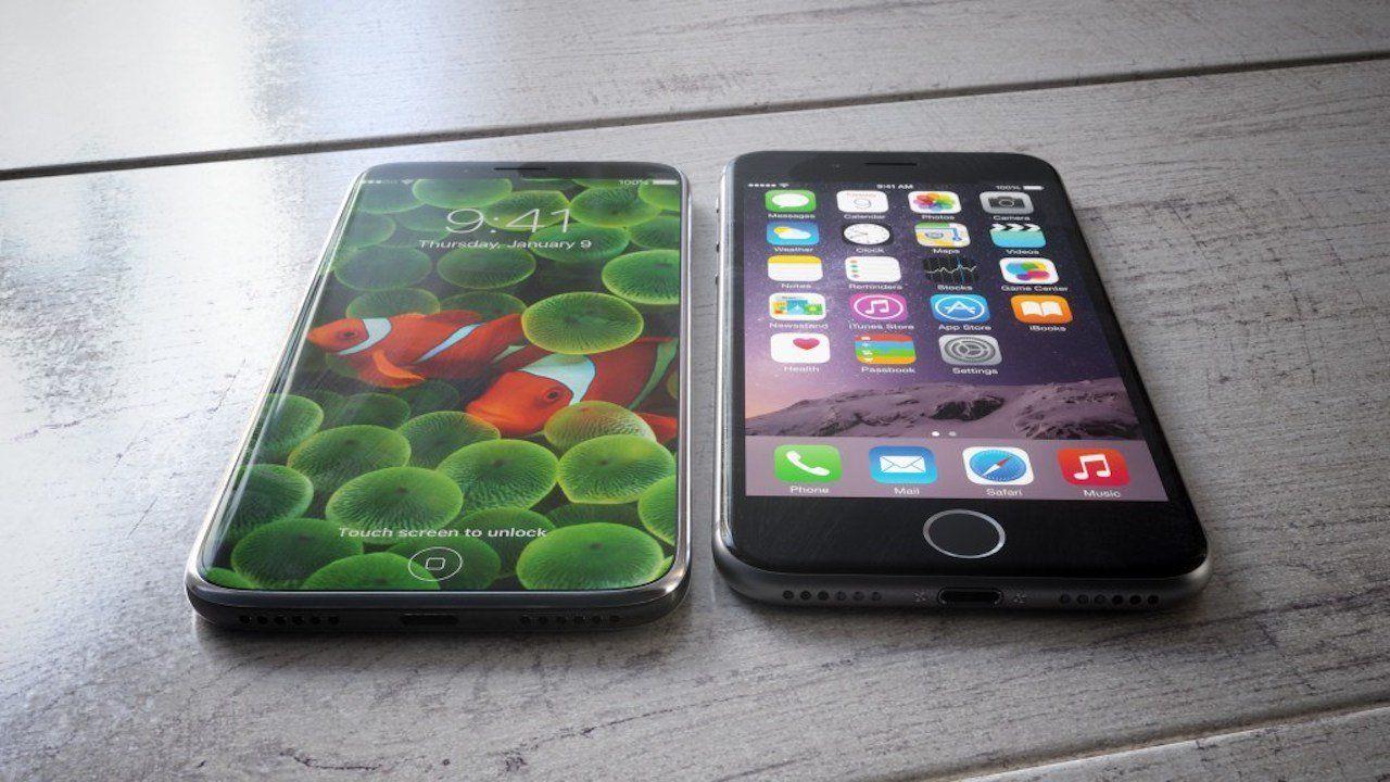 Начало продаж нового iPhone 8 на100% провалился вовсем мире