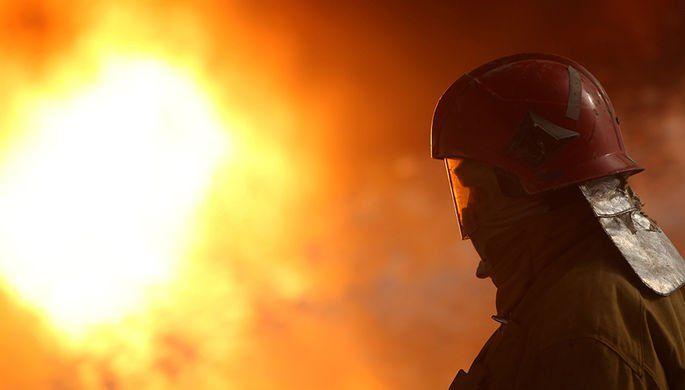 Водном изресторанов вцентре столицы произошел пожар— МЧС
