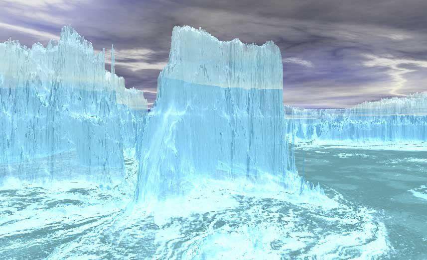 Учёные поведали опроисхождении ледяных глыб наПлутоне