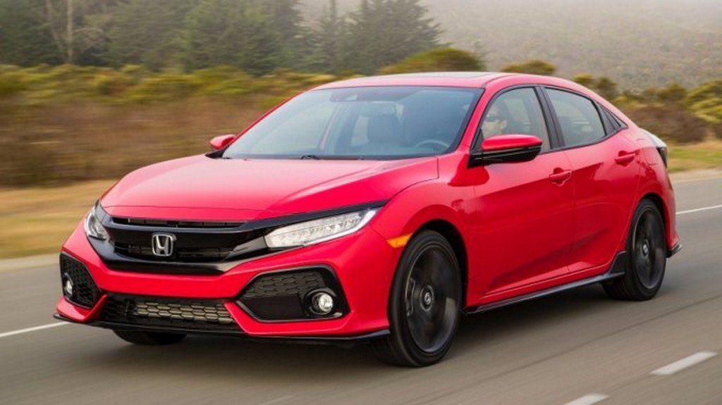 Стоимость седана Хонда Civic 2018 модельного года составила $18840