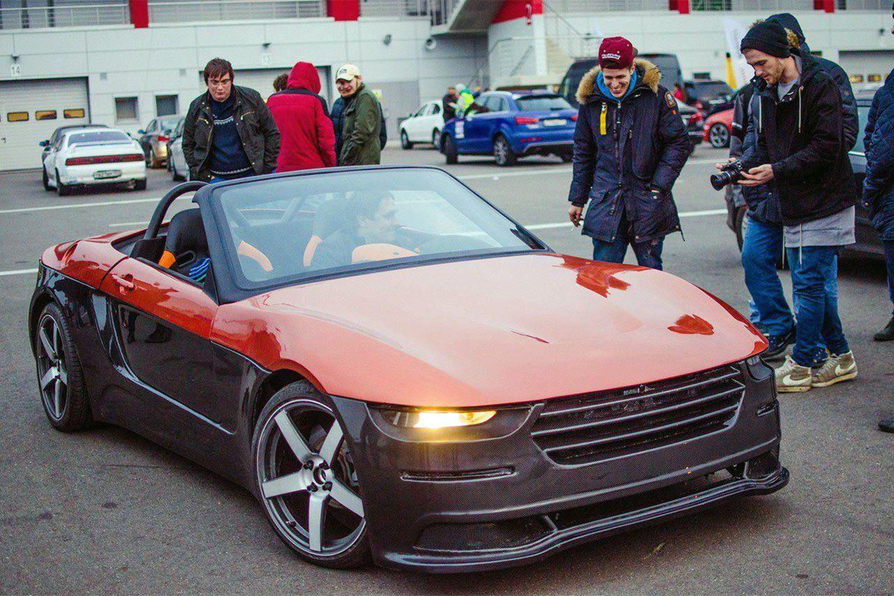 Родстер «Крым»: начто способен русский автомобиль соткидным верхом