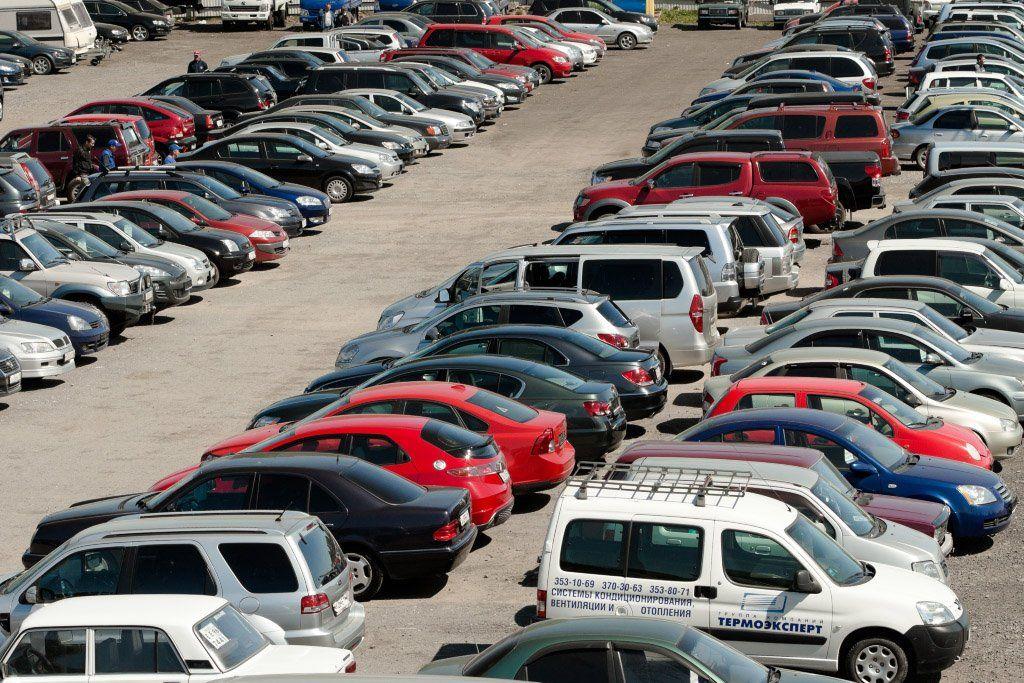 ВЕкатеринбурге продажи авто возросли сянваря на19%