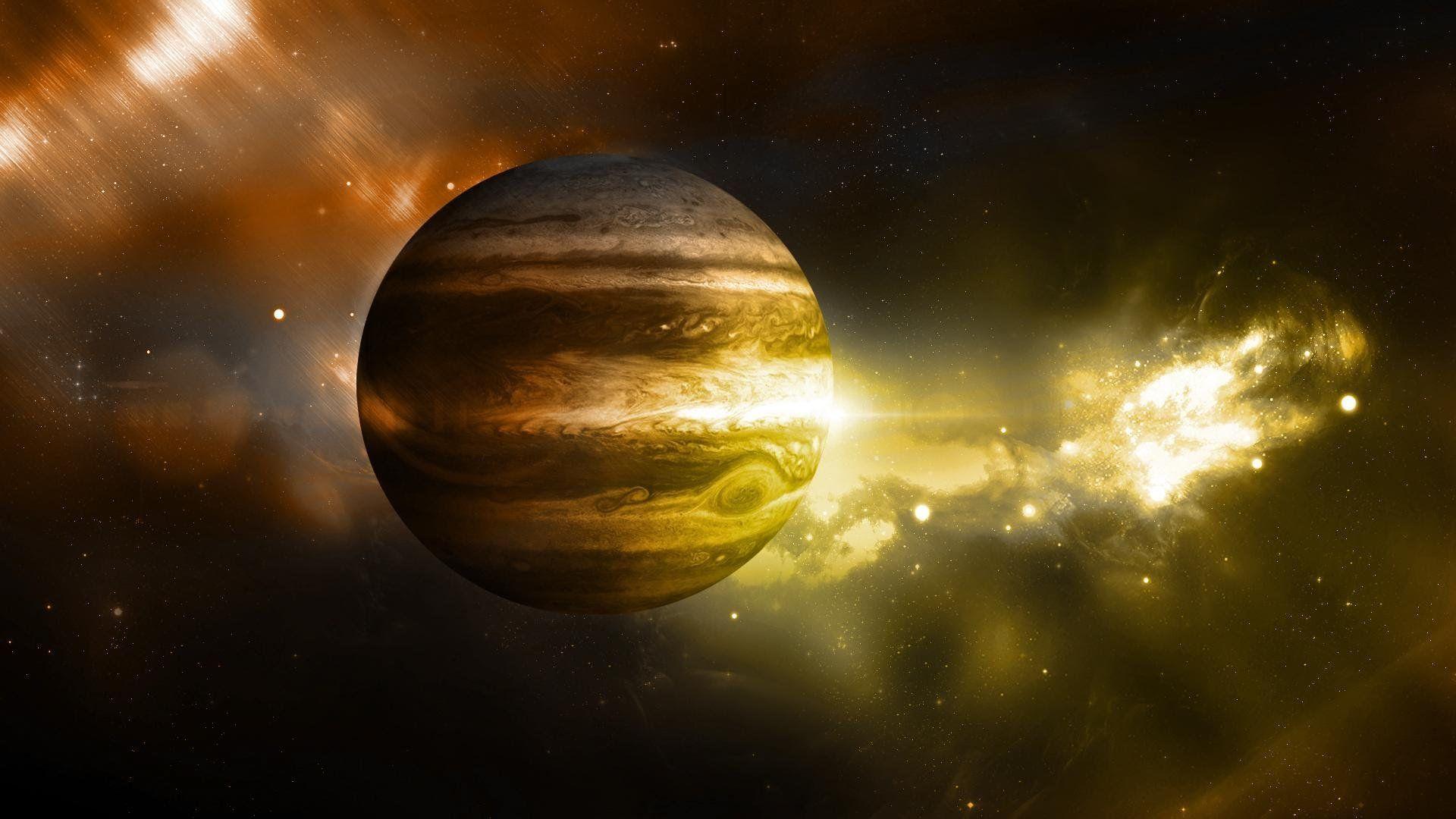 Ученые узнали, что Юпитер негазовая планета
