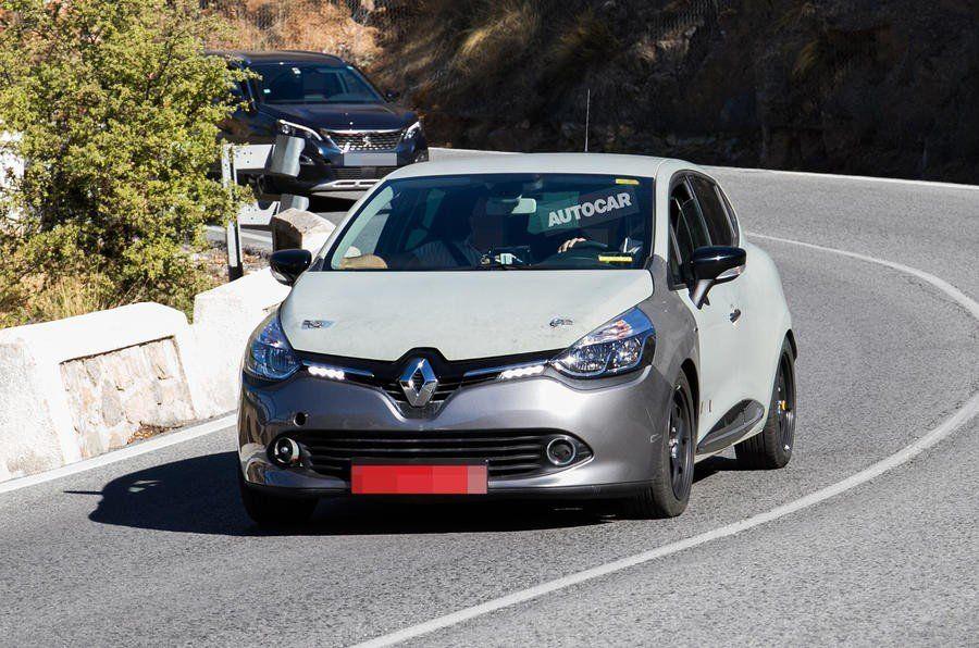 Renault Clio станет электрифицированным и получит беспилотные технологии