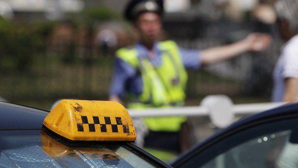 Размещено  видео задержания подозреваемого вубийствах таксиста в столице России