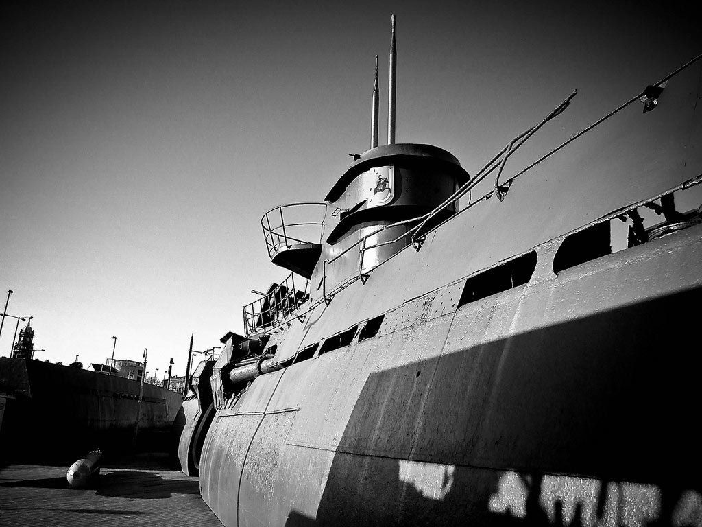 Подводник и секс